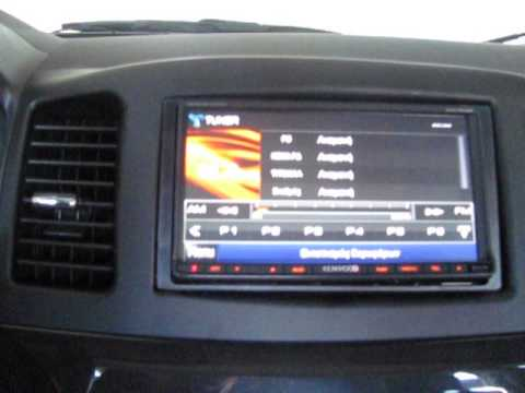 Mitsubishi Lancer 2008  Kenwood Multimedia