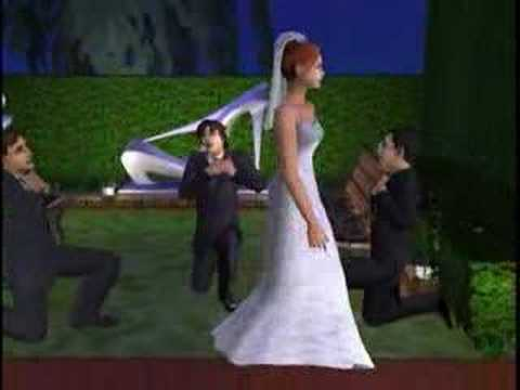 Sims 2 music video - Jewel Fragile Heart