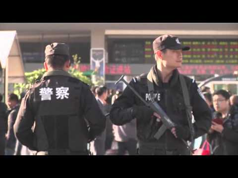 Tightened Security After China Stabbing Rampage
