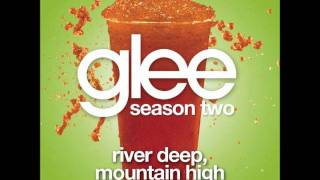 Watch Glee Cast River video