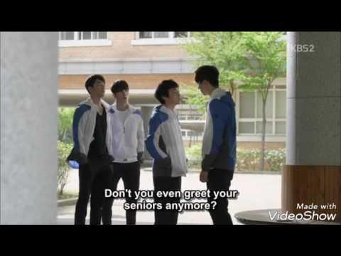 Actor Kim Mingue Drama Who Are You: School 2015 Full Cut [학� 배우 김민규 영상편집]