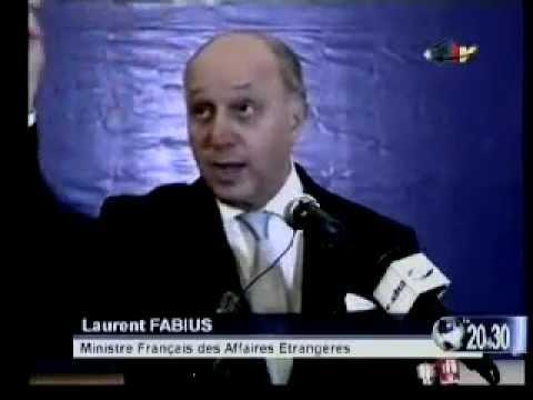 Cameroon-Info.Net - Laurent Fabius à Yaoundé: La France est l'amie du Cameroun