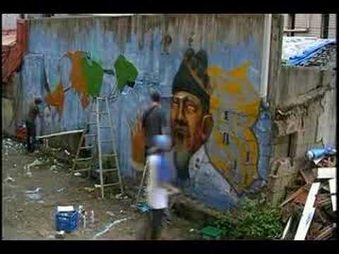 KOREAN GRAFFITI - ART IN DAEGU 2007 Video