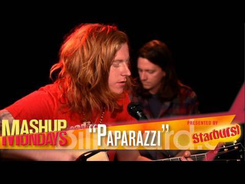We The Kings - Paparazzi (MASHUP MONDAYS - LADY GAGA COVER)
