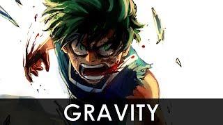 ?AMV?Anime mix- Gravity