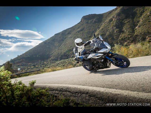 Vid�o Essai Yamaha MT-09 Tracer : Vers un succ�s tout trac� !