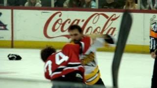 March 9, 2008: Thomas Harrison vs. Jason Spence