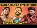 LIVE SINGING Viswasam Danga Danga Song By Senthil Ganesh Rajalakshmi GND 21 mp3