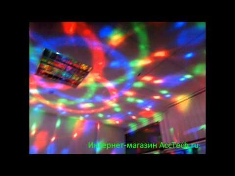 Диско шар LED Magic Ball Light AB-0005 на AccTech.ru