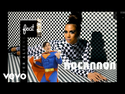 "ROCANNON f.e.a.t. Jessi Malay ""Bougie"" (Audio)"