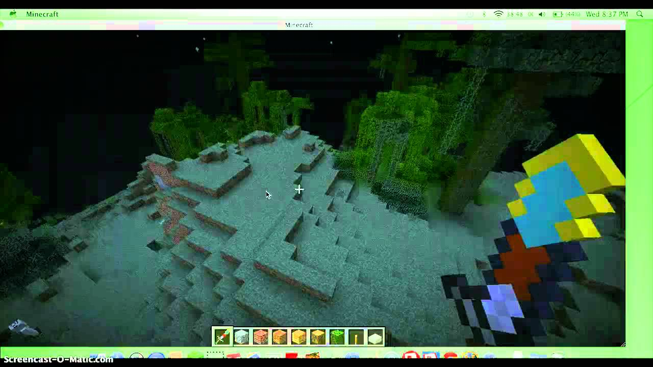 Minecraft And Animal Jam