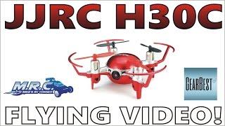 JJRC H30C Demo Flight! Cool Nano 720p Camera Quad! (from Gearbest) EP#292