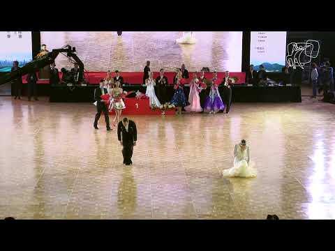 Mirko Gozzoli - Edita Daniute, LTU | Bidding Farewell | DanceSport Total