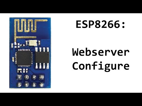 ESP8266 Webserver Tutorial - The Commands You Need To Send