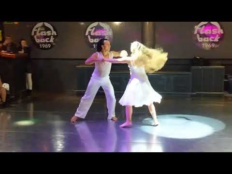 BDA2018: Katerina & Ronaldo in performance ~ video by Zouk Soul