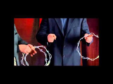 quadro vicious circle linking rings by murphys magic supplies trick