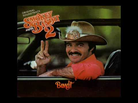 Smokey And The Bandit 2 Soundtrack Demo Burt Reynolds, Sally Fields, & Jackie Gleason