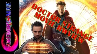Benedict Cumberbatch Doctor Strange movie review! #AwesomeSauce #Awesometacular #TeamAwesome