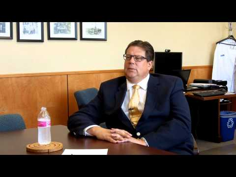 Dr Ron Langrell--Organizing and focusing thoughts #1