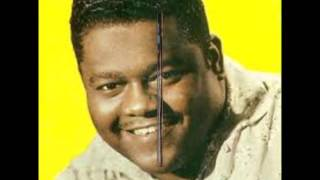Watch Fats Domino Im Alone Because I Love You video