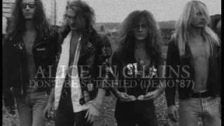 Watch Alice In Chains Dont Be Satisfied video