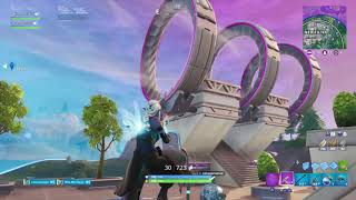 Fortnite Duo win with my new bud!!