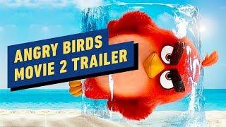 The Angry Birds Movie 2 Trailer (2019) Peter Dinklage, Jason Sudeikis, Josh Gad