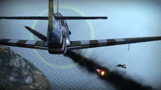 Mustang in Malta - A War Thunder movie by Rizing