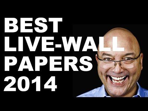 Top 10 Live Wallpapers 2014