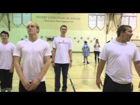 desert christian academy spirit week 2013