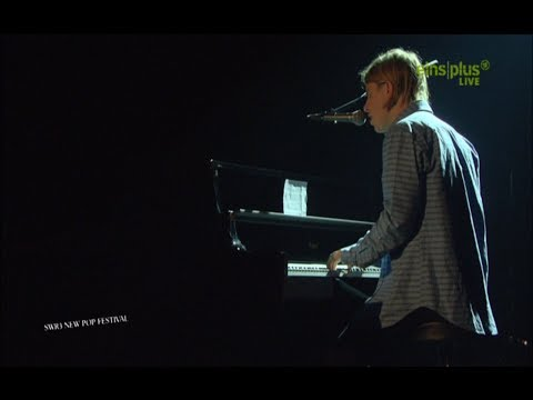 Tom Odell at SWR3 New Pop Festival 2013