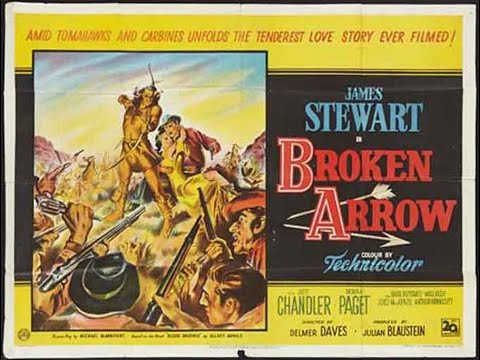 Broken Arrow is listed (or ranked) 34 on the list The Best Native American Movies