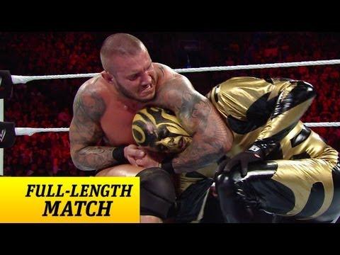 Full-length Match - Raw - Goldust Vs. Randy Orton video
