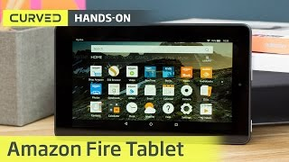 Amazon Fire: Das 60-Euro-Tablet im Test | deutsch
