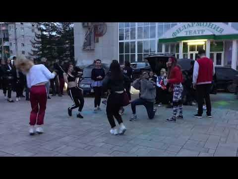 Горячие девочки , уличные танцы , Стерлитамак