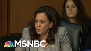 Kamala Harris Becomes First African-American To Enter 2020 Race | Velshi & Ruhle | MSNBC