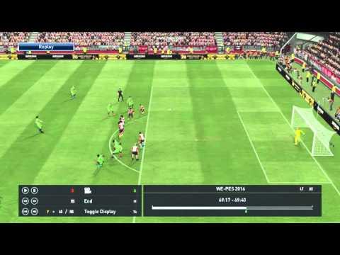Niko Kranjcar amazing goal!!!  PES 2016