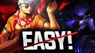 Dlaczego Postacie Mocne w Early Game Są Trudne? (League of Legends)