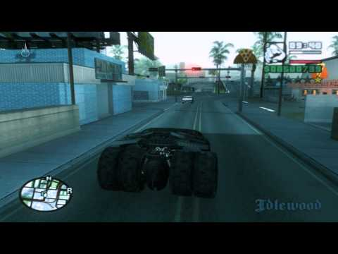 GTA - The Dark Knight [IceMan-Studio]