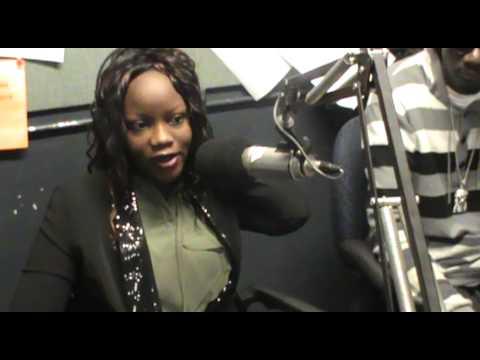 Radio Interview with Awok Akuei