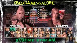 Team Fight Blowout - Dead or Alive 5