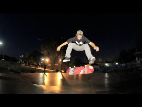 Chris Joslin @Berrics Plaza