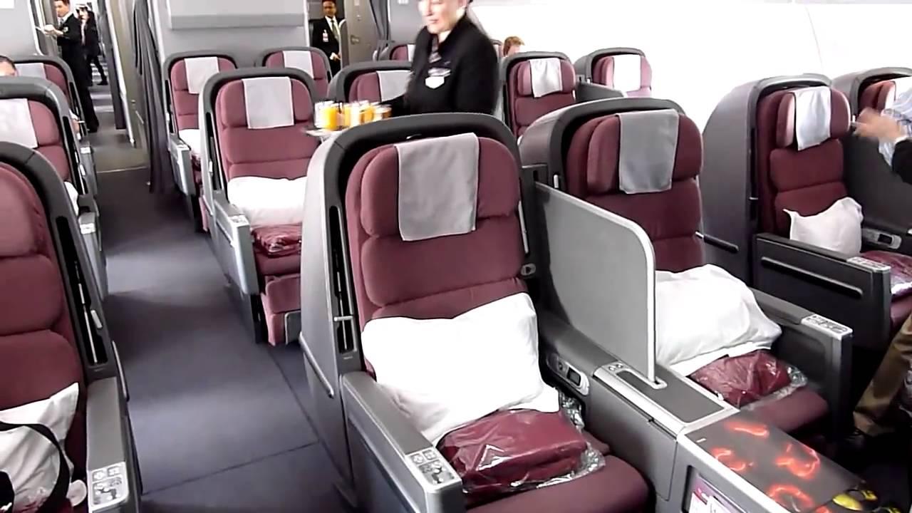 Qantas A380 Sydney To Lax Youtube