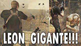 LEON GIGANTE!!! - Resident Evil 4