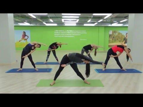 Dynamic Stretching For flexibility and health by Elena Bazan