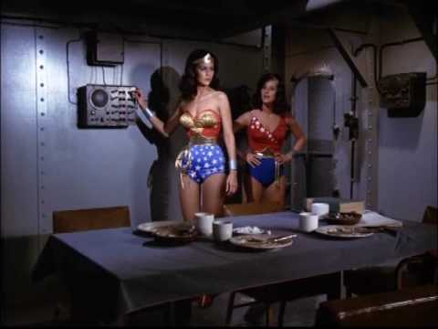 Wonder Woman & Wonder Girl