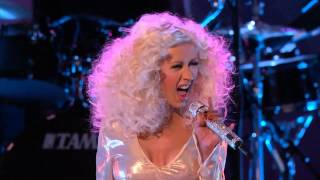 "Lady Gaga & Christina Aguilera - Do What U Want Live ""The Voice"""