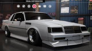 Need For Speed: Payback - Buick GNX - Customize | Tuning Car (PC HD) [1080p60FPS]