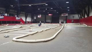 RC Clubhouse 2wd Buggy A-Main Wed. Night Club Racing