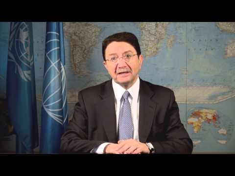 Message from UNWTO Secretary-General on the World Tourism Day 2012